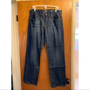 MENS JEANS (7 for all man kind)